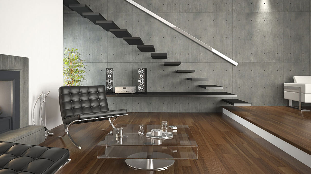 Production of floorings and parquet according to the highest standards
